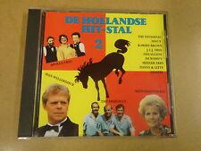 CD / DE HOLLANDSE HITSTAL - DEEL 2