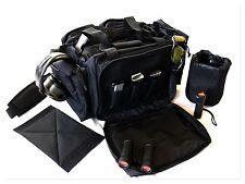 "Black Range Bag 20"" NATO ® Tactical Survival Hunting Shoot Ballistic Nylon 1200D"