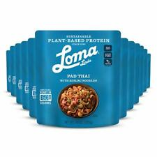 Loma Linda Pad Thai with Konjac Noodles - Plant Based (10 oz.) (Pack of 12)