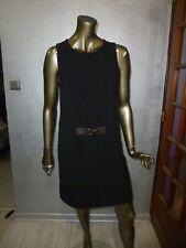 8f9515f9f344 robe noire caroll en vente   eBay