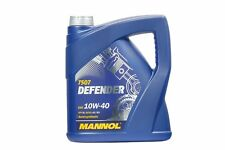 4 L MANNOL Defender 10w-40 API SL CF d'huile 10w40 4036021402567
