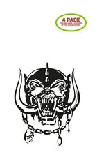 Motorhead Sticker Vinyl Decal 4 Pack