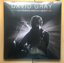 David Gray Best Of Live At The National Concert Hall Dublin Colour 3LP VINYL NEW