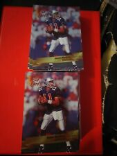 1993 Wild Card Drew Bledsoe RC Lot Of 68