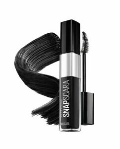 Maybelline Ma$cara Snap$cara Very Black Clean Clump Free Glossy Volume Fast Post