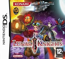 Lunar Knights Nintendo DS 2DS ND Video Game Mint Condition Original UK Release