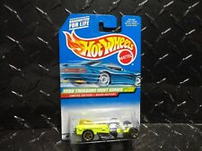 1999 Hot Wheels Treasure Hunt #932 Amarillo Rigor Motor