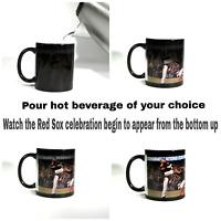 World Series Champions Boston Red Sox 11oz. Color Changing Coffee Tea Mug
