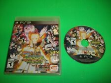 Naruto Shippuden: Ultimate Ninja Storm Revolution PlayStation 3 PS3 no manual