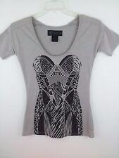 Kardashian Kollection Top Shirt Blouse Size XS (Small to Medium)