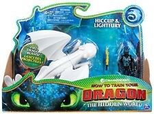 How to Train Your Dragon & Viking The Hidden World Hiccup & Lightfury