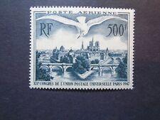 1947 UPU AIRMAIL 500FR VF MNH FRANCE FRANKREICHB267.23 0.99$