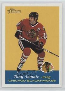2001-02 Topps Heritage Tony Amonte #12