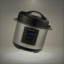 Crock-Pot 6 Qt 8-in-1 Multi-Use Express Crock Programmable Slow Cooker, Pressure