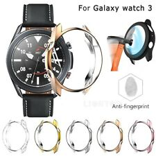 360° Full Screen Protector Case Cover For Samsung Galaxy Watch 3  41mm45mm Shell