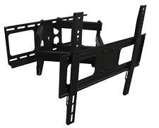FULL MOTION TILT PLASMA LCD LED TV WALL MOUNT BRACKET 32 36 37 40 42 46 47 50 55