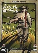Ninja Scroll - The Series : Vol 3 (DVD, 2004) VGC Pre-owned (D103)