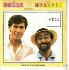 LUCIO DALLA + GIANNI MORANDI-VIDA SINGLE 1989