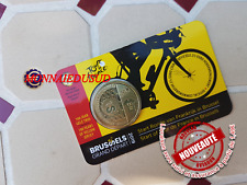 Coincard 2,50 Euro Belgique 2019 - Tour de France Version Flamande NL