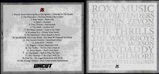 Uncut Pick Of The Month cd (19 tracks)- Warren Zevon,Roxy Music,Waterboys,Waifs
