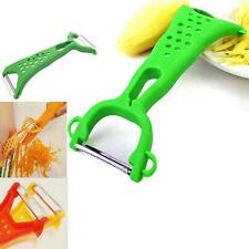 Vegetable Fruit Peeler Parer Julienne Cutter Slicer Carrot Fruit Cut Shredder X7