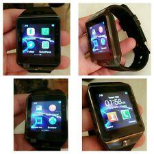 Bluetooth Hands Free Iphone/Android Smart Watch Reloj inteligente celular USA