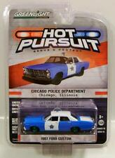 1967 '67 FORD CUSTOM POLICE CAR GREEN MACHINE CHASE CAR GREENLIGHT HOT PURSUIT