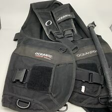 Oceanic OceanPro BCD with Integrated Weight Pockets Size Large Scuba
