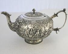 Teekanne in 833er Silber / Niederlande