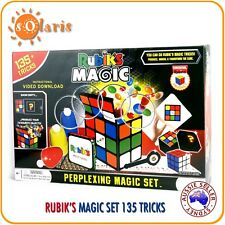 Rubik's Cube Perplexing Magic Set with 135+ Tricks from Fantasma Magic