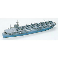 Tamiya 31711 U. S. Escort portador cve-9 Boga 1:700 Ship Model Kit