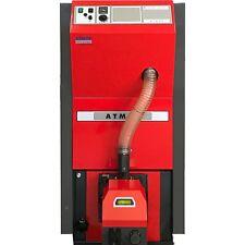 ATMOS Pelletkessel PX 20 Kompaktkessel inkl. Pelletbehälter 20 kW