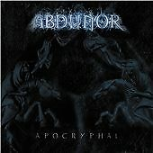 ABDUNOR-APOCRYPHAL  CD NEW