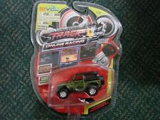NEW 10 Vox Tracksters Online Racing 2007 Jeep Wrangler
