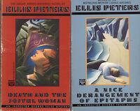 Complete Set Series - Lot of 13 Inspector George Felse Mystery by Ellis Peters
