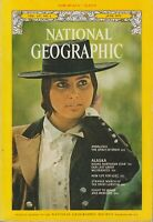 National Geographic June 1975 Andalusia - Alaska Wilderness - Suez - Spiny Lobst