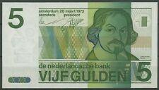 Niederlande 5 Gulden 1973, KM 95 a, Joost van den Vondel, kassenfrisch (K138)