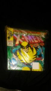 Marvel True Believers Retro X-Men Pop-Up RARE Promo #2 Candlewick Press 2007 NEW