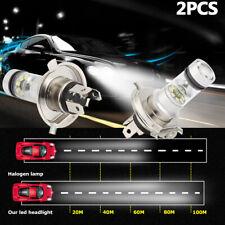 New listing Car H4 9003 Hb2 Fog Light Led Headlight Hi/Lo 100W 6000K Driving Drl Lamp Bulb