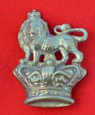 British Army. 15th Hussars Genuine Victorian Horse Furniture Badge