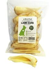 LAMB EARS ALL NATURAL DOG CHEW BEST QUALITY DOG TREAT (10 pack)