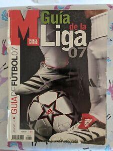 GUIA DE FUTBOL MARCA 2007