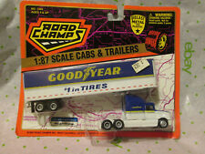 1997 Hershey Road Champs 1:87 Ford Aeromax 120 Cab and Goodyear Trailer #7382
