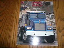 Kenworth T450 Sales Brochure - Vintage
