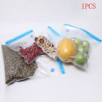 Wrap Reusable Food Storage Bag Vacuum Sealer Kitchen Organizer Transparent
