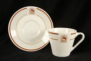 Twentieth Century-Fox Film Corporation Souvenir Cup & Saucer Restaurant China