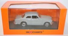 Modellini statici di auto , furgoni e camion grigi marca MINICHAMPS volvo