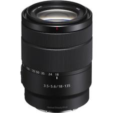 Sony E 18-135mm F3.5-5.6 Systèmes D'Exploitation Zoom Objectif:Blanc Boîte