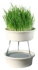 Stacking Aid for Eschenfelder Wheatgrass Sieve Bowl Wheatgrass Sprouter