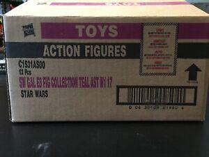 Star Wars Action Figure Lot In Case: 10 Figures Episode VIII: Assorted Mosc